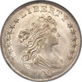 Early Dollars, 1799/8 $1 13 Stars Reverse MS63 PCGS....