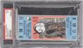 Football Collectibles:Tickets, 1979 Cotton Bowl Full Ticket PSA NM 7....