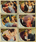 "Movie Posters:Drama, Faithless (MGM, 1932). Lobby Cards (6) (11"" X 14""). ... (Total: 6Items)"