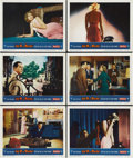 "Movie Posters:Thriller, Dial M for Murder (Warner Brothers, 1954). Lobby Cards (6) (11"" X14""). ... (Total: 6 Items)"