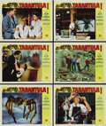 "Movie Posters:Science Fiction, Tarantula (Universal, 1955). Lobby Cards (6) (11"" X 14""). ...(Total: 6 Items)"