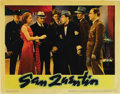 "Movie Posters:Drama, San Quentin (Warner Brothers, 1937). Lobby Cards (4) (11"" X 14"").... (Total: 4 Items)"