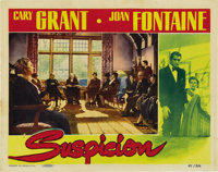 "Suspicion (RKO, 1941). Lobby Cards (2) (11"" X 14""). ... (Total: 2 Items)"