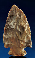 Paleolithic Artifacts:Arrowheads & Paleo Points, KIRK CORNER NOTCHED POINT. ...
