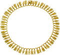 Estate Jewelry:Necklaces, Gold Necklace, Lalaounis. ...