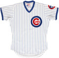 Autographs:Jerseys, Don Zimmer Signed Chicago Cubs Game Used Jersey....
