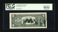 Error Notes:Ink Smears, Fr. 1909-G $1 1977 Federal Reserve Note. PCGS Choice About New58PPQ.. ...