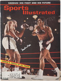 Boxing Collectibles:Autographs, Muhammad Ali Signed Sports Illustrated. ...
