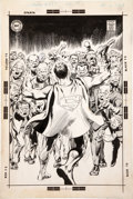Original Comic Art:Covers, Neal Adams Superman #237 Cover Original Art (DC, 1971)....