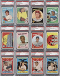 Baseball Cards:Sets, 1959 Topps Baseball Complete Set (572)....