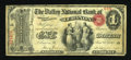 National Bank Notes:Pennsylvania, Lebanon, PA - $1 Original Fr. 380 The Valley NB Ch. # 655. ...