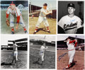 Autographs:Photos, St. Louis Cardinals Signed Photographs Lot Of 13....