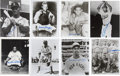 Autographs:Photos, Negro League Signed Photograph Collection....