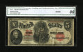 Fr. 91 $5 1907 Legal Tender CGA Good 06
