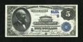 National Bank Notes:Kentucky, Louisville, KY - $5 1882 Date Back Fr. 537 The Louisville NationalBanking Company Ch. # (S)5161. ...