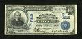 National Bank Notes:Kentucky, Cave City, KY - $10 1902 Date Back Fr. 617 The H.Y. Davis NB Ch. #(S)7919. ...