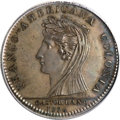 Colonials, 1796 MEDAL Castorland Medal, Silver MS63 PCGS....