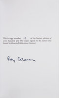 Music Memorabilia:Autographs and Signed Items, Beatles Related - McCartney: Yesterday and Today SignedLimited Edition Volume....