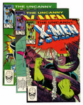Modern Age (1980-Present):Superhero, X-Men Group (Marvel, 1979-89) Condition: Average NM-.... (Total: 51Comic Books)