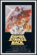 """Movie Posters:Science Fiction, The Empire Strikes Back (20th Century Fox, R-1981). One Sheet (27"""" X 41""""). Science Fiction.. ..."""