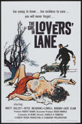 "Movie Posters:Crime, The Girl in Lovers' Lane (Film Group, 1960). One Sheet (27"" X 41"").Crime.. ..."