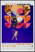 "Movie Posters:Science Fiction, Barbarella (Paramount, 1968). One Sheet (27"" X 41"") Style B.Science Fiction.. ..."