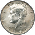 SMS Kennedy Half Dollars, 1964 50C SMS MS68 PCGS....