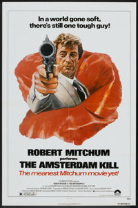 """The Amsterdam Kill (Columbia, 1977). One Sheet (27"""" X 41""""). Action"""