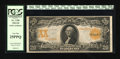 Large Size:Gold Certificates, Fr. 1185 $20 1906 Gold Certificate PCGS Very Fine 25PPQ....