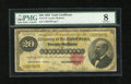 Large Size:Gold Certificates, Fr. 1178 $20 1882 Gold Certificate PMG Very Good 8....