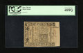 Colonial Notes:Rhode Island, Rhode Island May 1786 10s PCGS Extremely Fine 45PPQ....