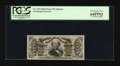 Fractional Currency:Third Issue, Fr. 1324 50c Third Issue Spinner PCGS Very Choice New 64PPQ....