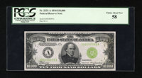 Fr. 2231-A $10000 1934 Federal Reserve Note. PCGS Choice About New 58