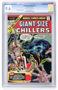 Bronze Age (1970-1979):Horror, Giant-Size Chillers #2 (Marvel, 1975) CGC NM+ 9.6 Off-white towhite pages....