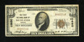National Bank Notes:Virginia, Richlands, VA - $10 1929 Ty. 1 The First NB Ch. # 10850. ...