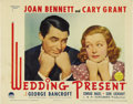 "Movie Posters:Comedy, Wedding Present (Paramount, 1936). Lobby Cards (4) (11"" X 14""). ...(Total: 4 Items)"