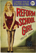 Books:General, Reform School Girl (Diversey, 1948) Condition: VF....