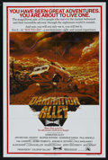 """Movie Posters:Science Fiction, Damnation Alley (20th Century Fox, 1977). One Sheet (27"""" X 41""""). Science Fiction. Starring Jan-Michael Vincent, George Peppa..."""