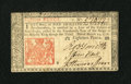 Colonial Notes:New Jersey, John Hart Signed New Jersey March 25, 1776 18d Very Choice New....