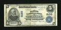 National Bank Notes:Kentucky, Lebanon, KY - $5 1902 Plain Back Fr. 606 The Marion NB Ch. # 2150....