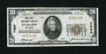 National Bank Notes:Montana, Glasgow, MT - $20 1929 Ty. 1 The First NB Ch. # 7990. ...