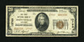 National Bank Notes:Kentucky, Paintsville, KY - $20 1929 Ty. 2 The First NB Ch. # 13763. ...