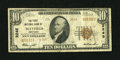 National Bank Notes:Kentucky, Mayfield, KY - $10 1929 Ty. 2 The First NB Ch. # 2245. ...