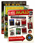 Magazines:Humor, Worst From Mad Group (EC, 1963-69).... (Total: 6 Comic Books)