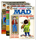 Magazines:Mad, More Trash from Mad #7-12 Group (EC, 1964-69) Condition: AverageVG/FN.... (Total: 6 Comic Books)