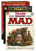 Magazines:Mad, More Trash from Mad #1-6 Group (EC, 1958-63).... (Total: 6 Comic Books)