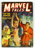 Pulps:Science Fiction, Marvel Tales - May 1940 (Red Circle, 1940) Condition: FN-....
