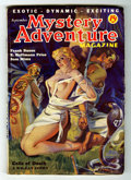 Pulps:Adventure, Mystery Adventure Magazine - September 1936 (Fiction Magazines, 1936) Condition: VG....