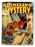 Pulps:Horror, Startling Mystery Magazine - February 1940 (Fictioneers Inc., 1940)Condition: VG-....