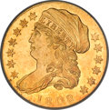 Early Quarter Eagles, 1808 $2 1/2 MS62 PCGS. CAC....